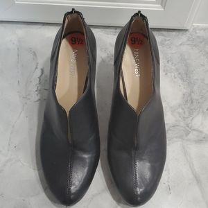 Sexy zip up heels